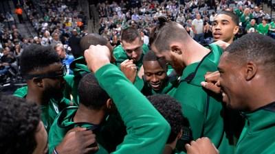 Boston Celtics v San Antonio Spurs