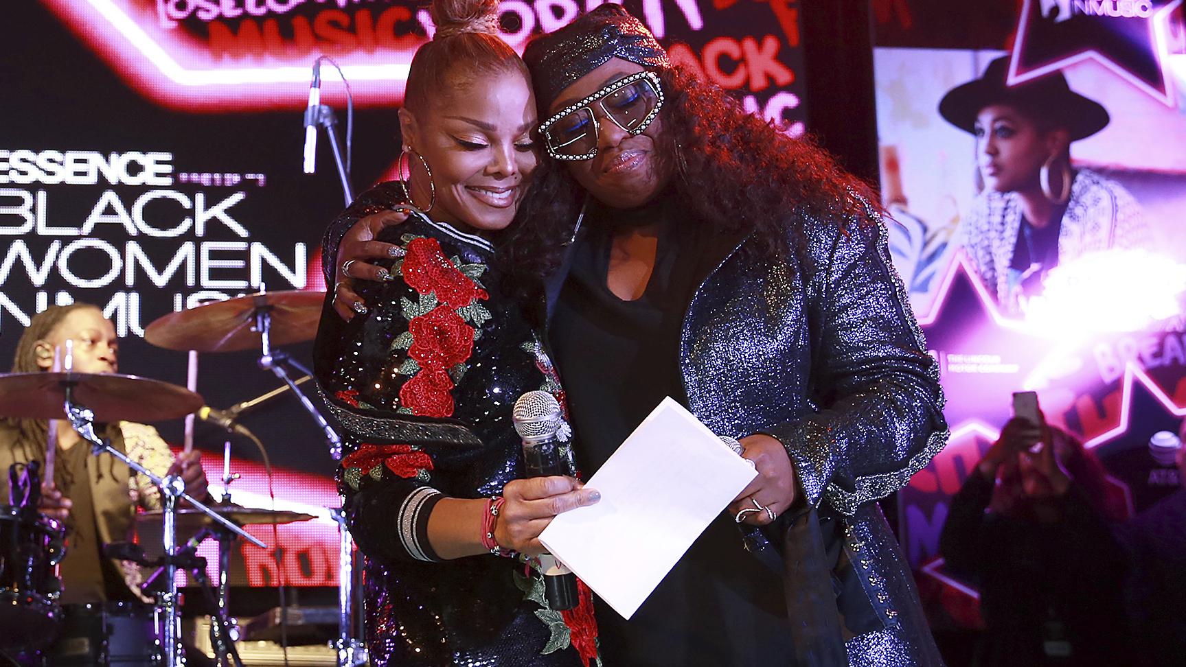 Janet Jackson,Missy Elliott