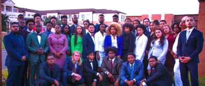 2017-2018 Wiley College Debate Team
