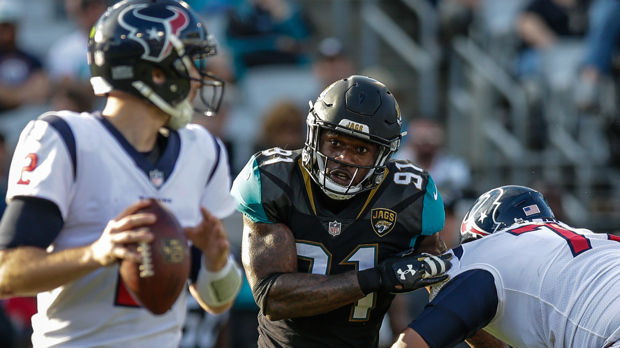 NFL: DEC 17 Texans at Jaguars