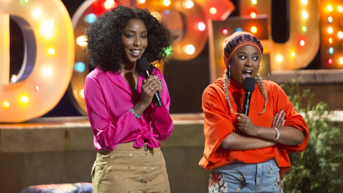 ec27481a649 Jessica Williams and Phoebe Robinson bring  2 Dope Queens  to HBO