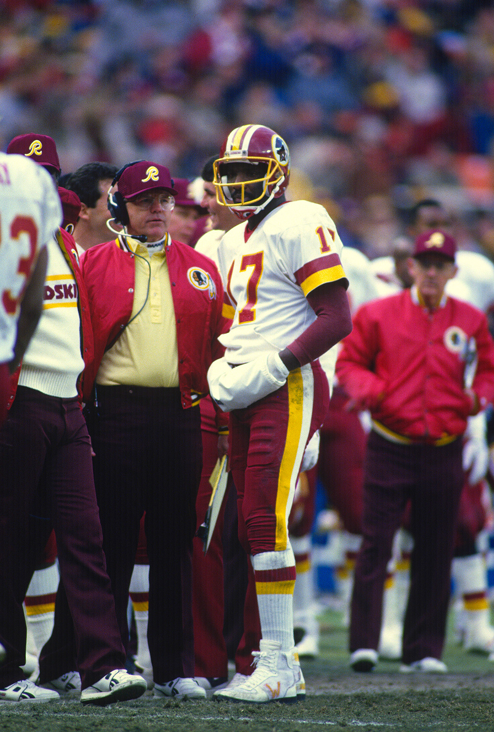 best sneakers 34ecf f3d41 Doug Williams: The real MVP — The Undefeated
