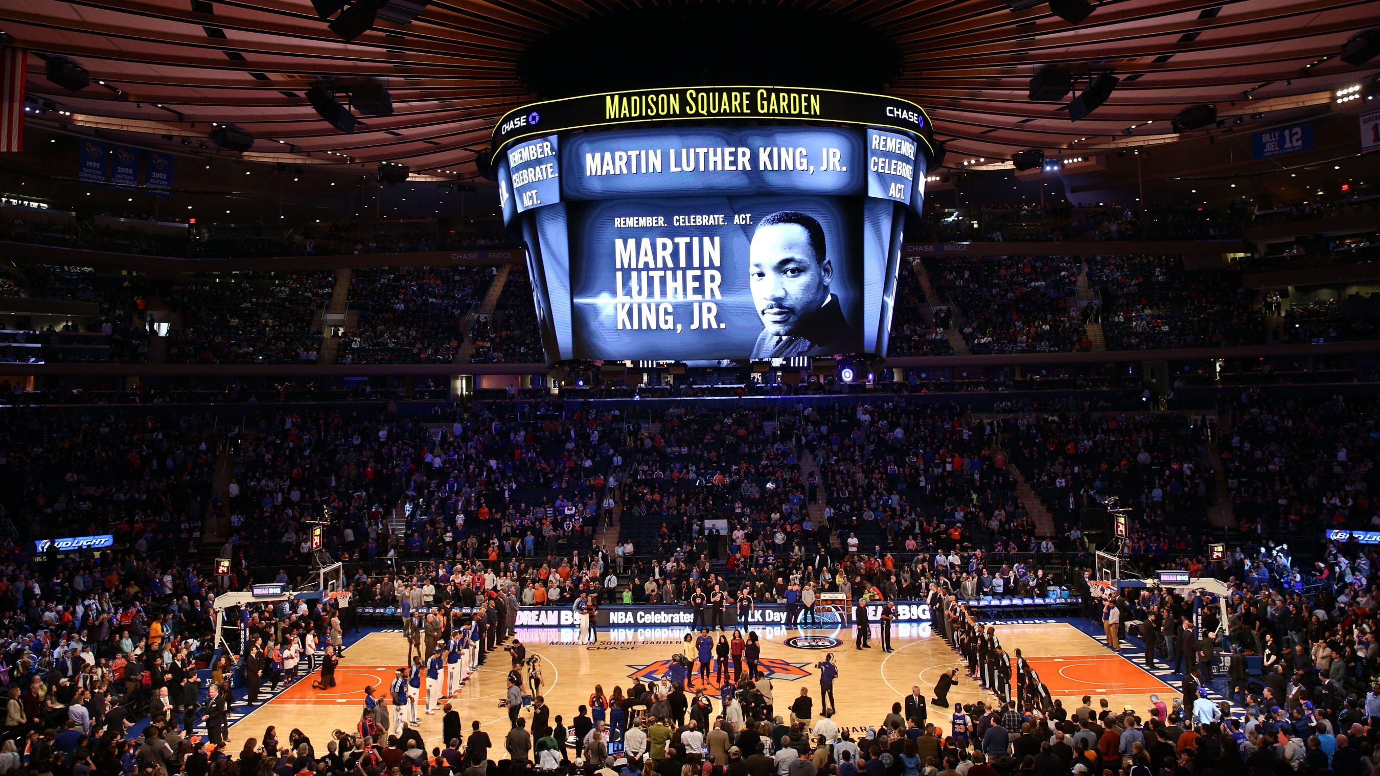 4a5ebcb2b87 NBA coaches reflect on Dr. King s legacy and what it means to play on MLK  Day