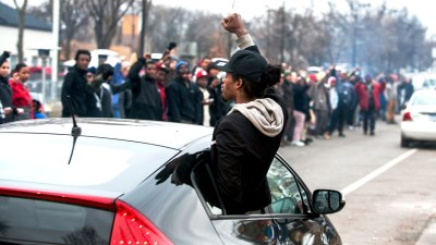 Funeral Held For Jamar Clark In Minneapolis