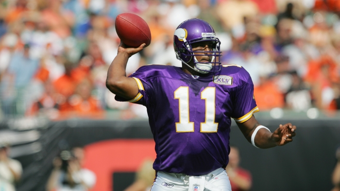 0457fe44d Daunte Culpepper made a great first impression with the Vikings