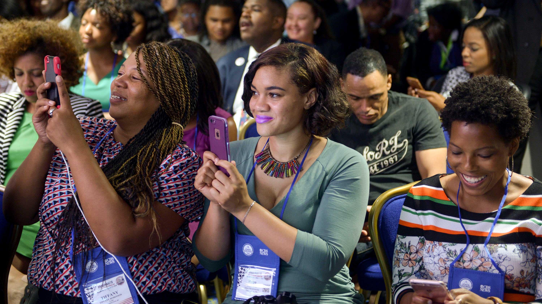"WGN America's ""Underground"" Hosts Reception At 2016 NABJ/NAHJ Convention"