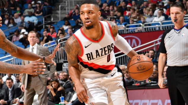 Portland Trail Blazers v Orlando Magic