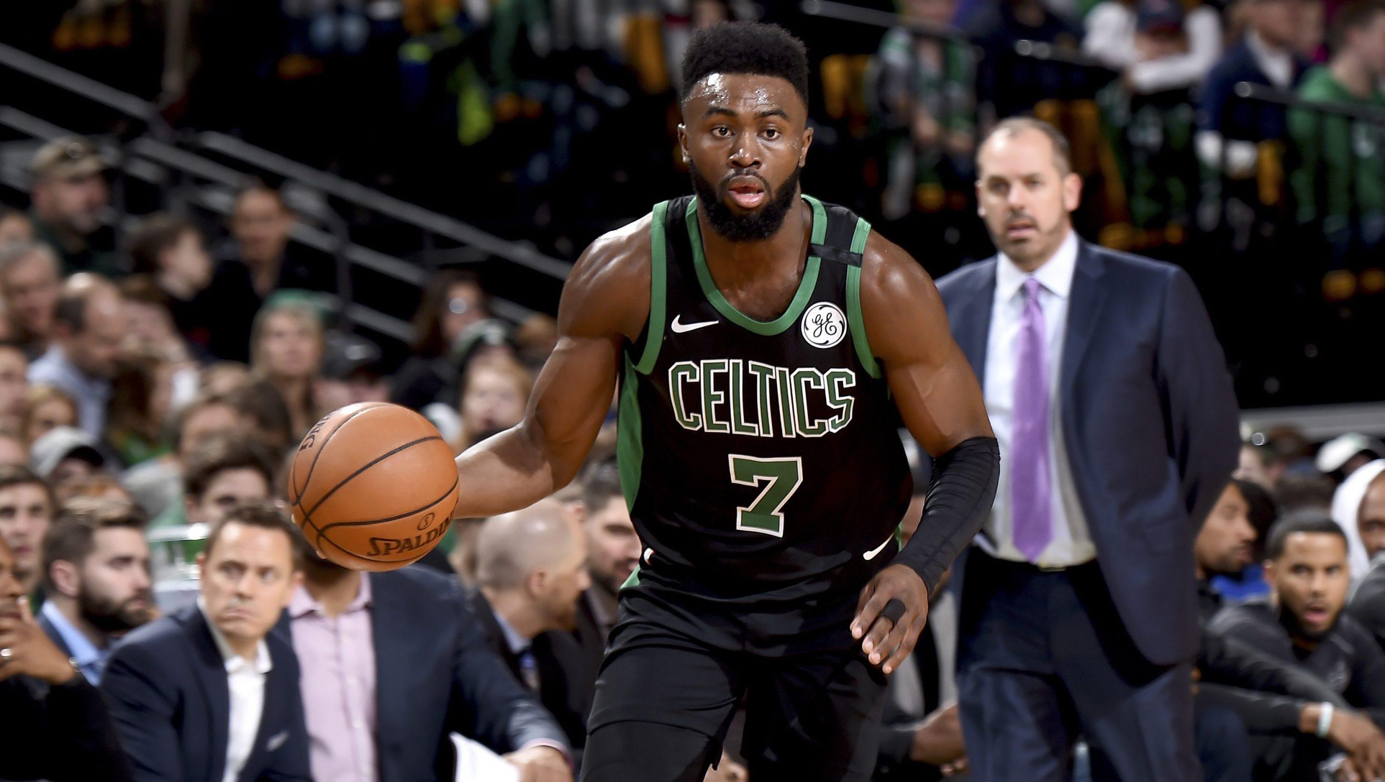 Celtics  Jaylen Brown to host  Tech Hustle  during All-Star Weekend 17282650e