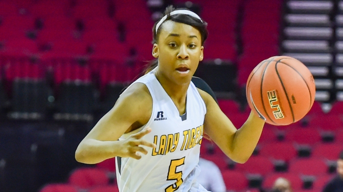 Former Grambling basketball star Shakyla Hill signs to play in Serbia