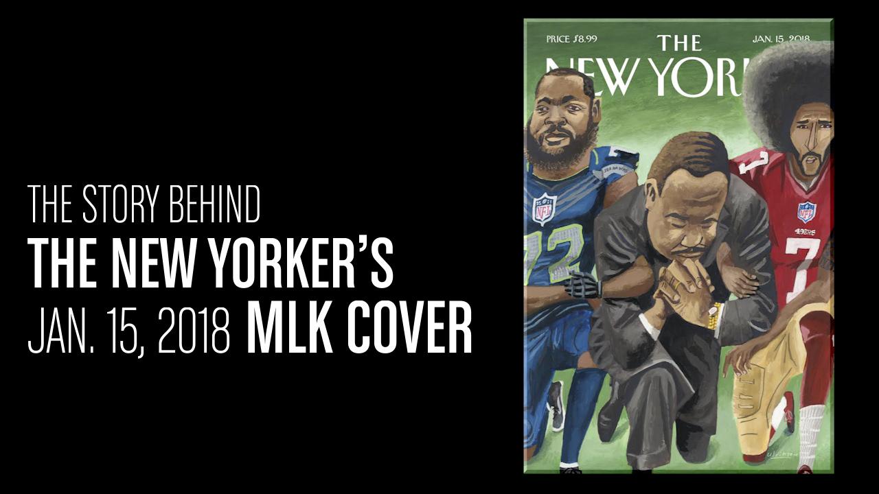 New Yorker MLK video thumbnail