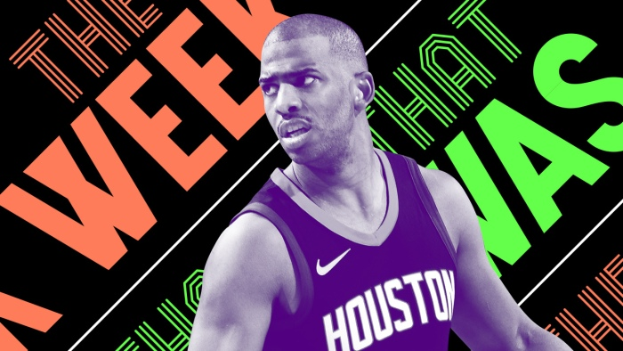 0e2bf8c0e643a Everybody in the NBA is fighting and other news of the week
