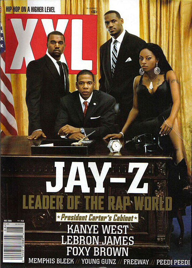 310c86ed5eab The legendary  XXL  Jay-Z