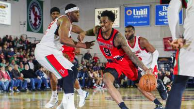 Windy City Bulls v Maine Red Claws