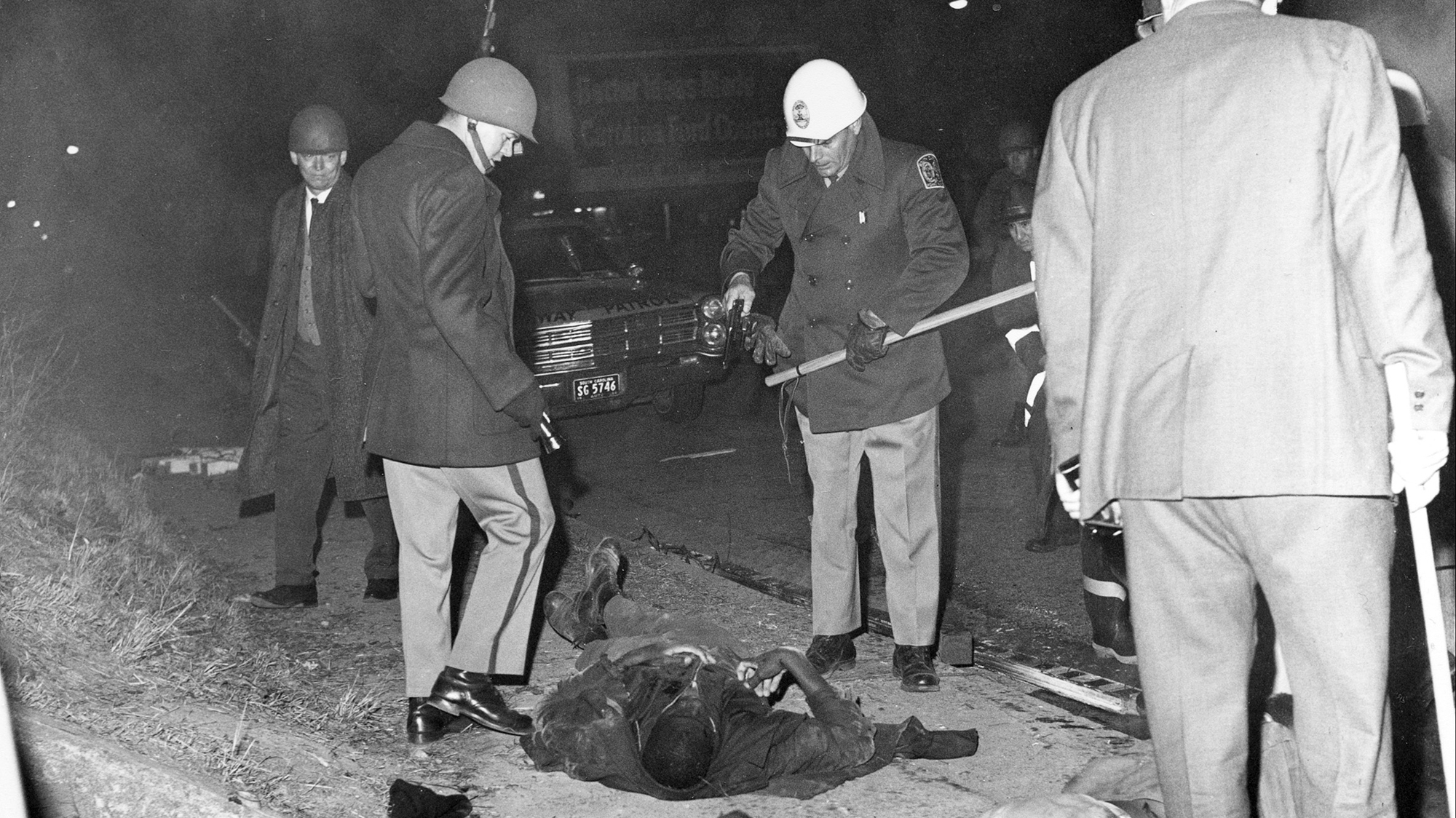 ORANGEBURG MASSACRE 1968