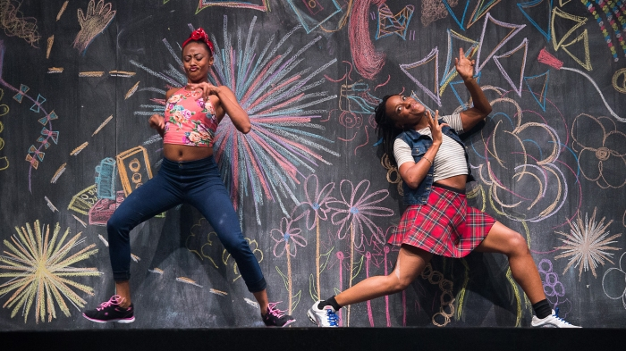 Choreographer Camille A Brown Is Free To Nae And Bop Juba Around The Country