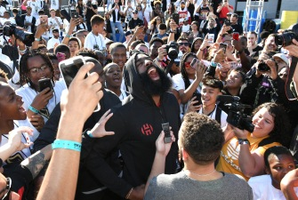 adidas Creates 747 Warehouse St. in Los Angeles – An Event in Basketball Culture