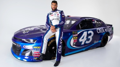 Bubba Wallace Portraits