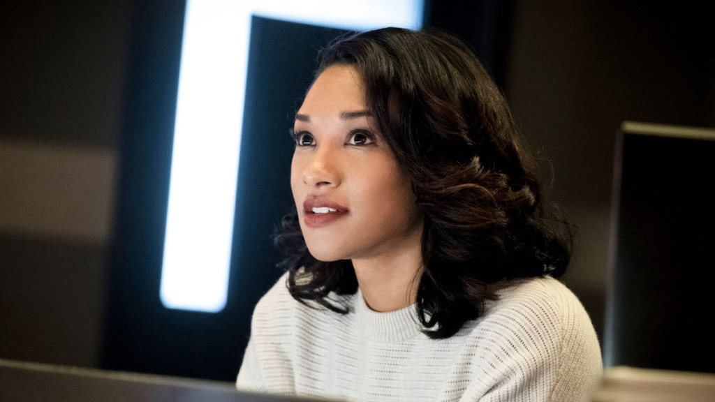 Actress Candice Patton opens up on her role as Iris West in