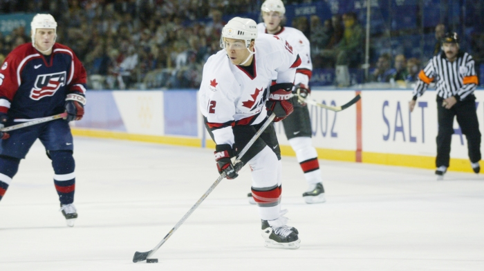 290f6e5db The day Jarome Iginla became the first black man to win a gold medal at the  Winter Olympics