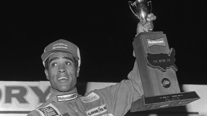 Willy T. Ribbs – Daytona Paul Revere 250 VL 1984