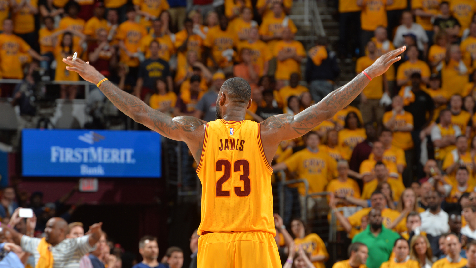 Cleveland Cavaliers V Atlanta Hawks – Game Three