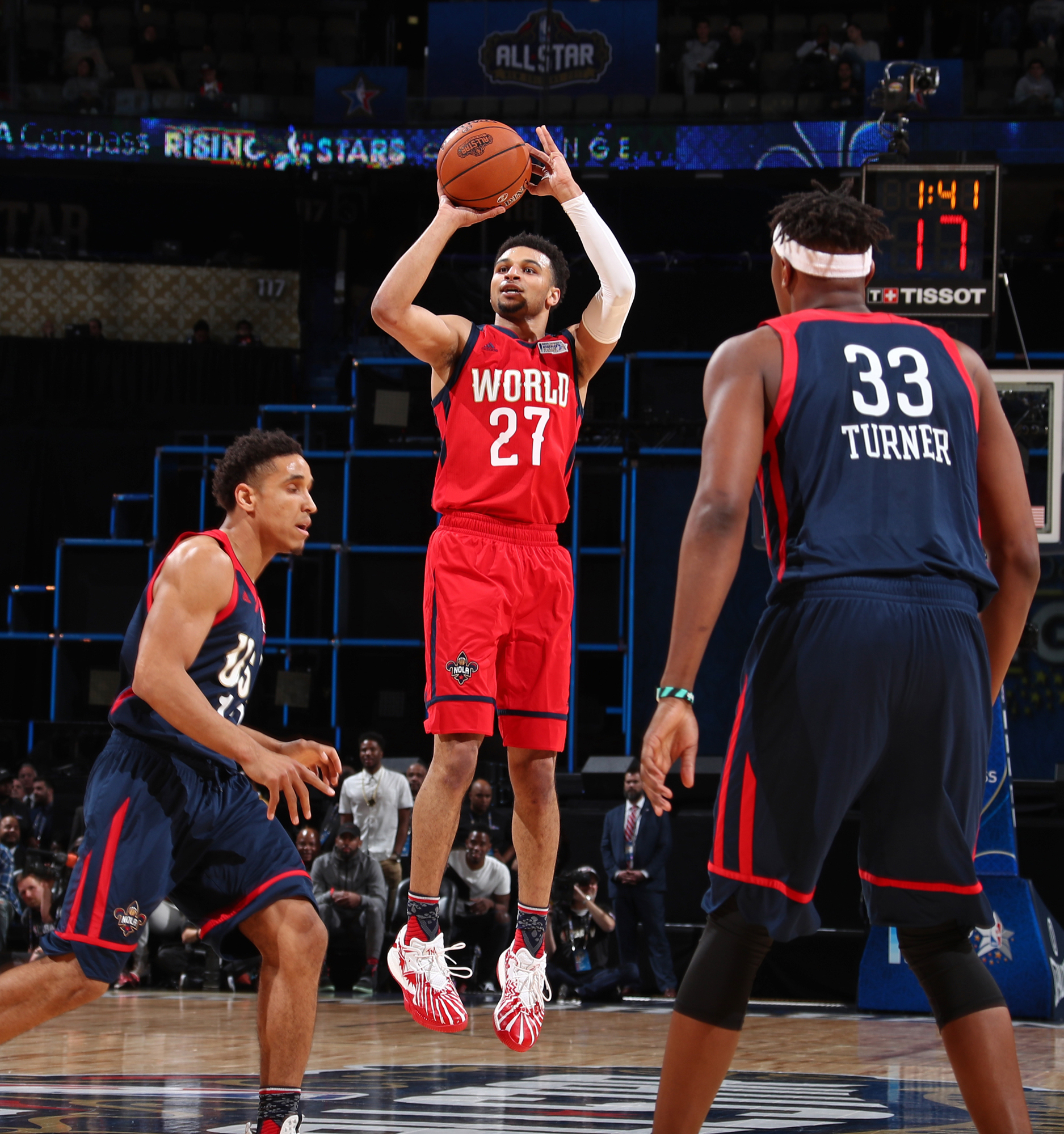 The top 15 best Rookie Game performances in NBA All-Star history 1a3d491d9
