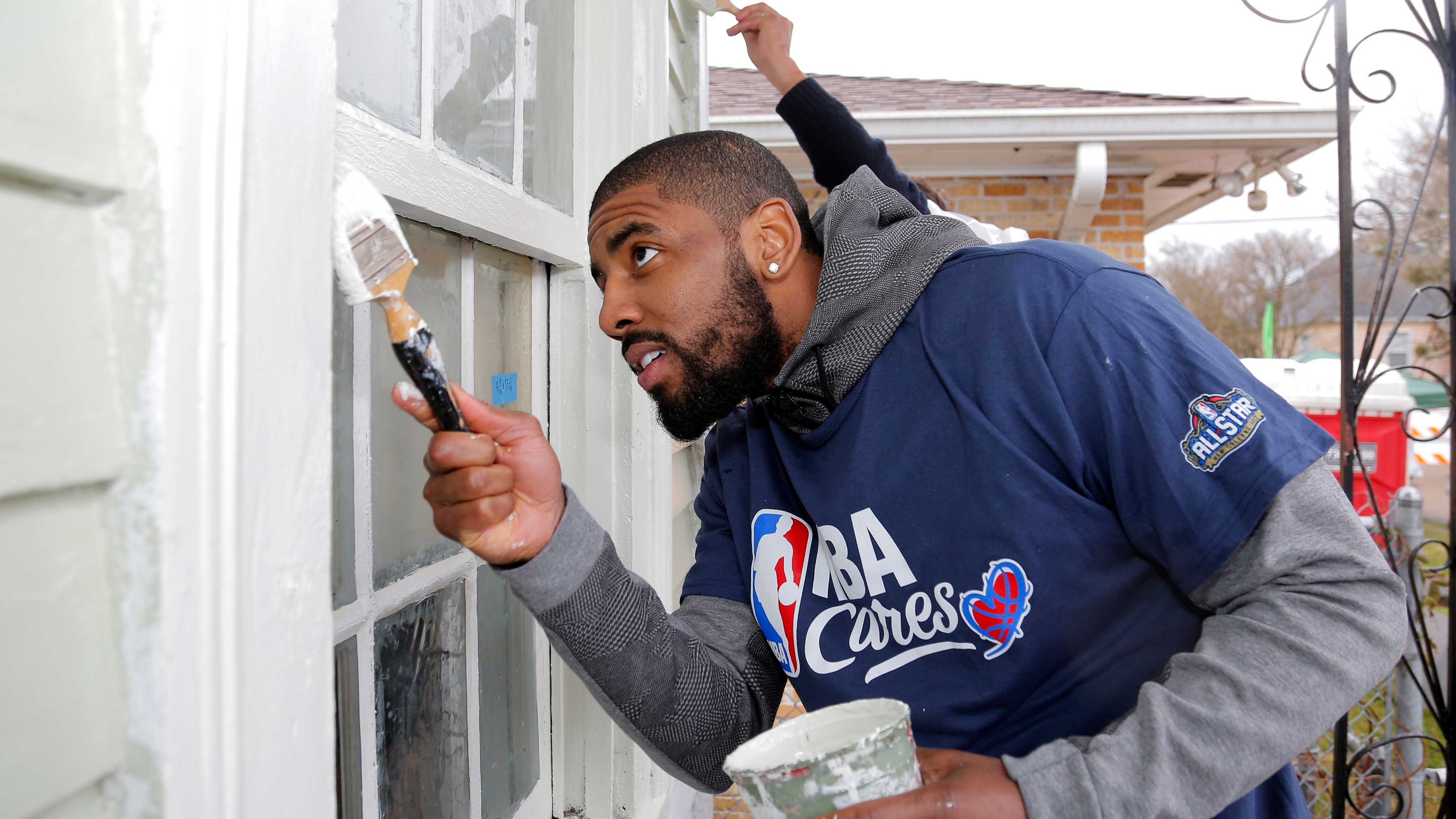 NBA Cares Day of Service
