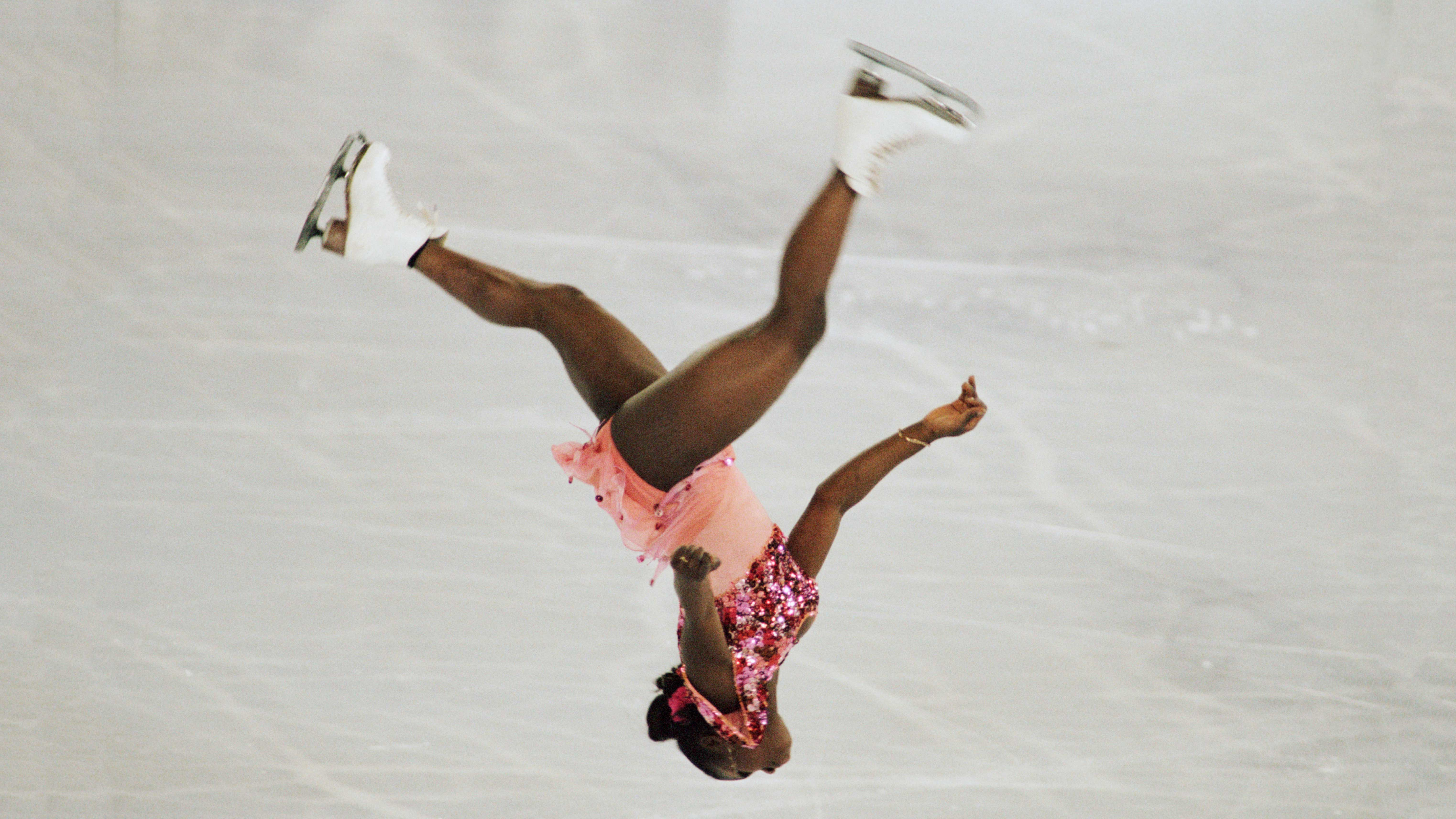 Figure Skating – Surya Bonaly