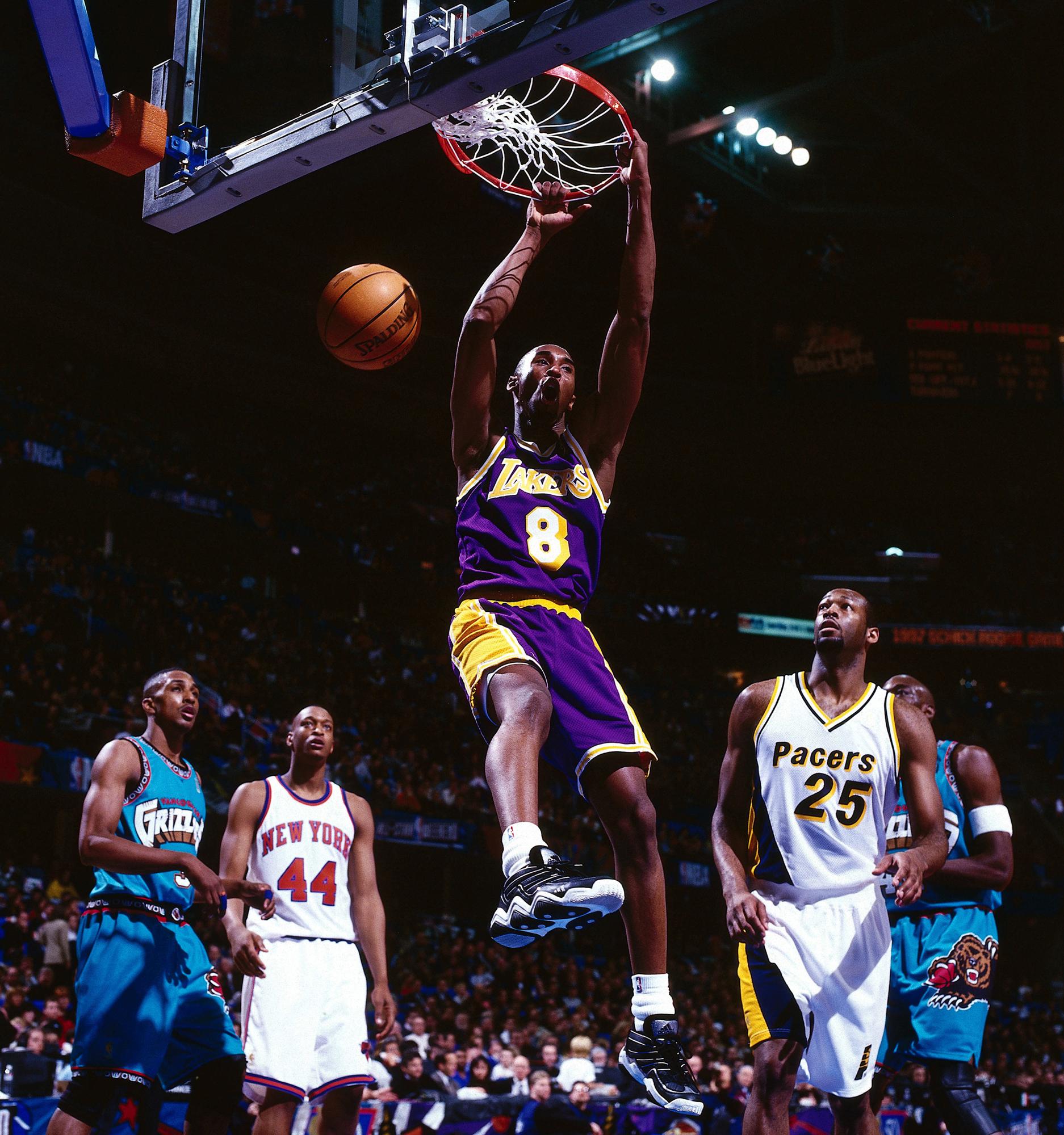 the latest dfe2b a6efd 1997 — Kobe Bryant