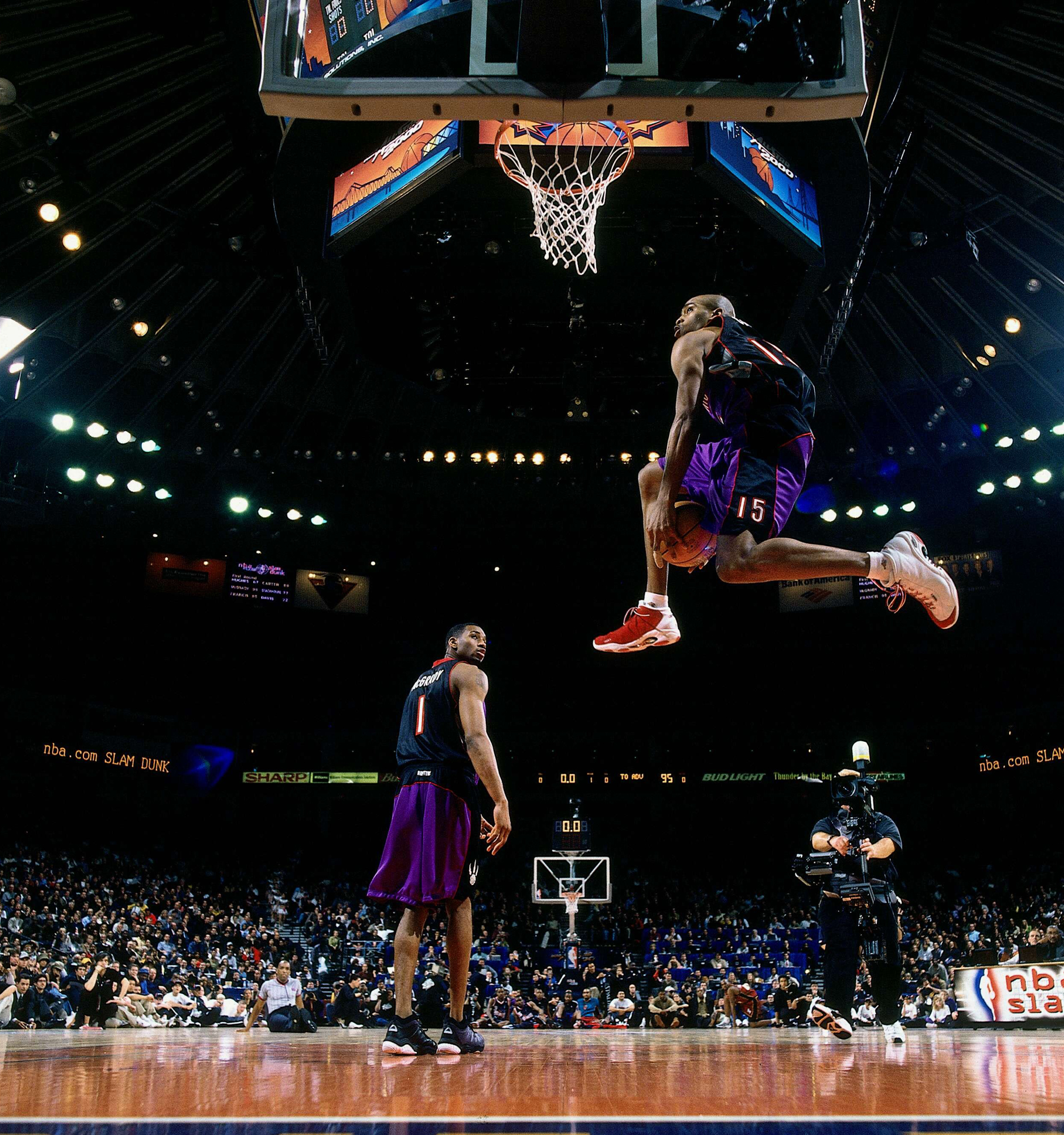 Vince Carter looks back on his 2000 All-Star Slam Dunk Contest victory c2ab6787d