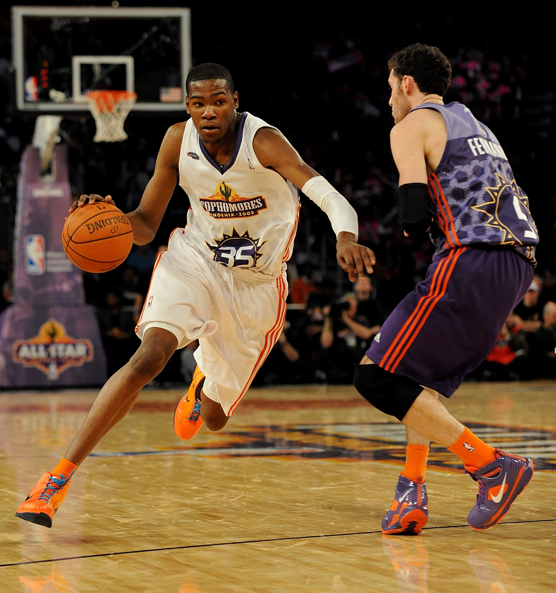 da09fc2f03d The top 15 best Rookie Game performances in NBA All-Star history