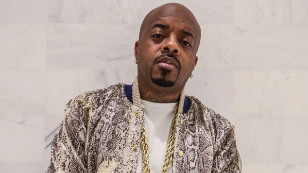 Jermaine Dupri Hosts LIV