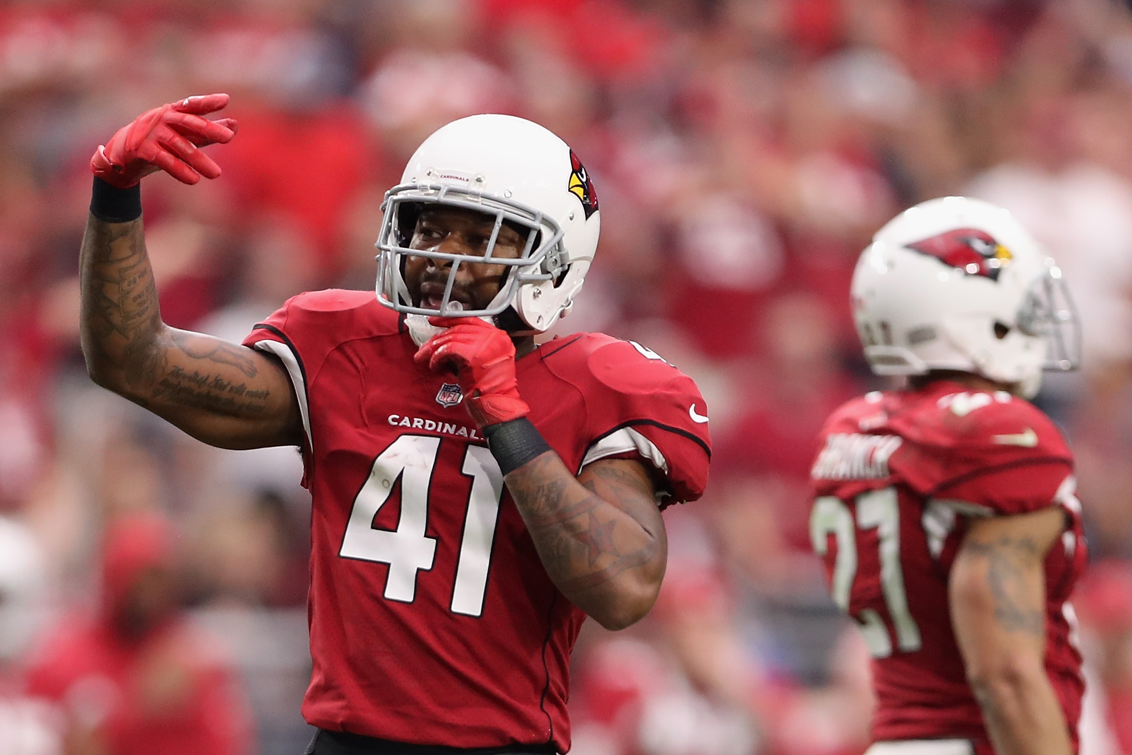 d3fa54e9a Arizona safety Antoine Bethea is Black College Football Hall of Fame s pro player  of the year