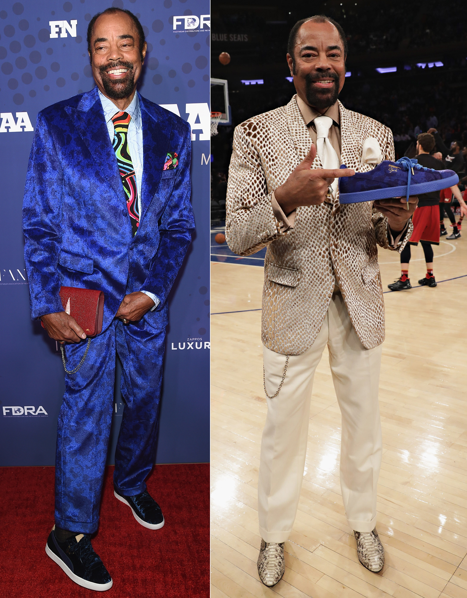 7608553e2ac Walt Frazier on his Hall of Fame career