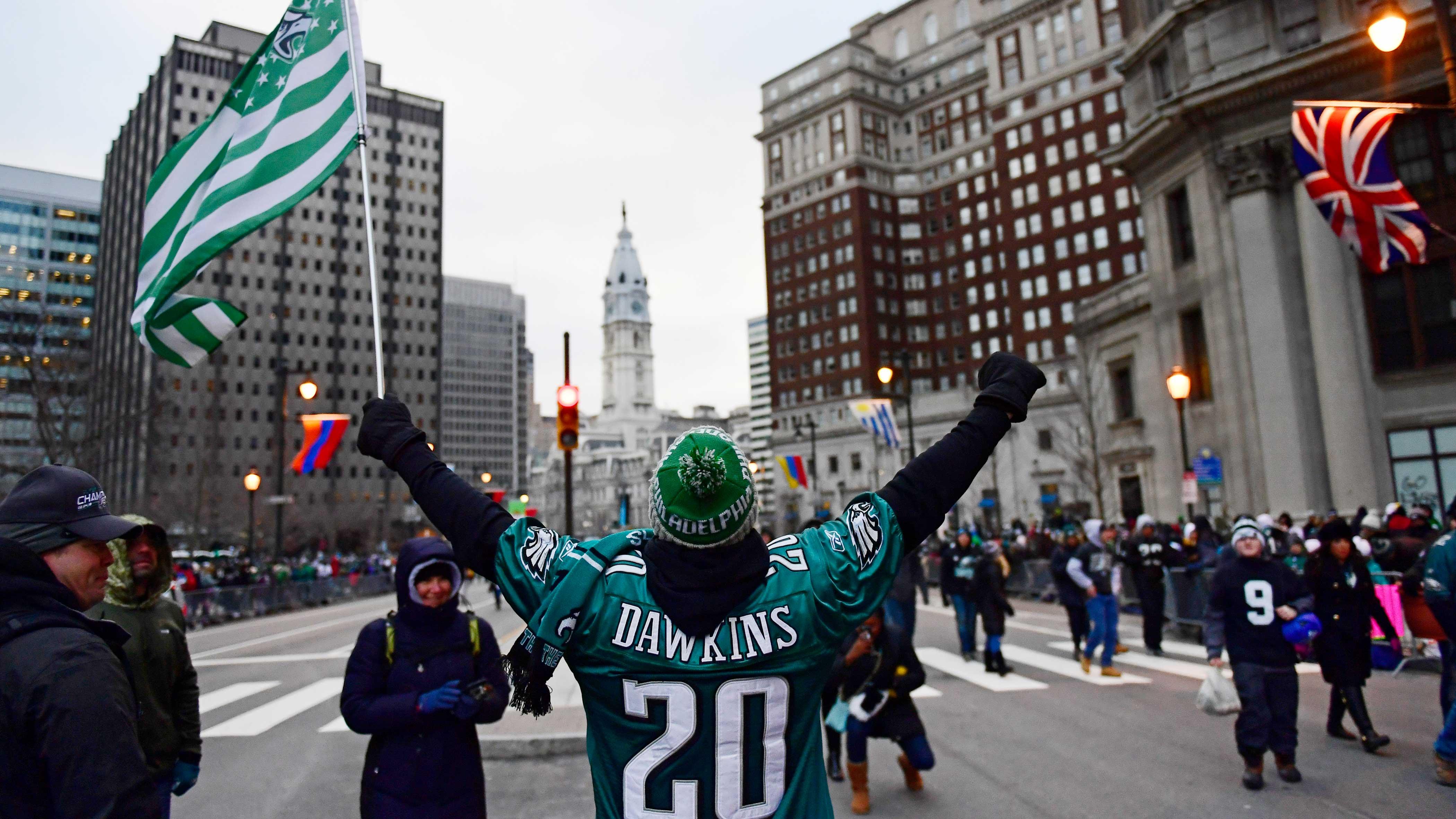Super Bowl LII – Philadelphia Eagles Victory Parade