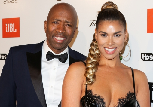 d6aeefb111f Kenny Smith's annual NBA All-Star party rocked — on a Hollywood studio lot