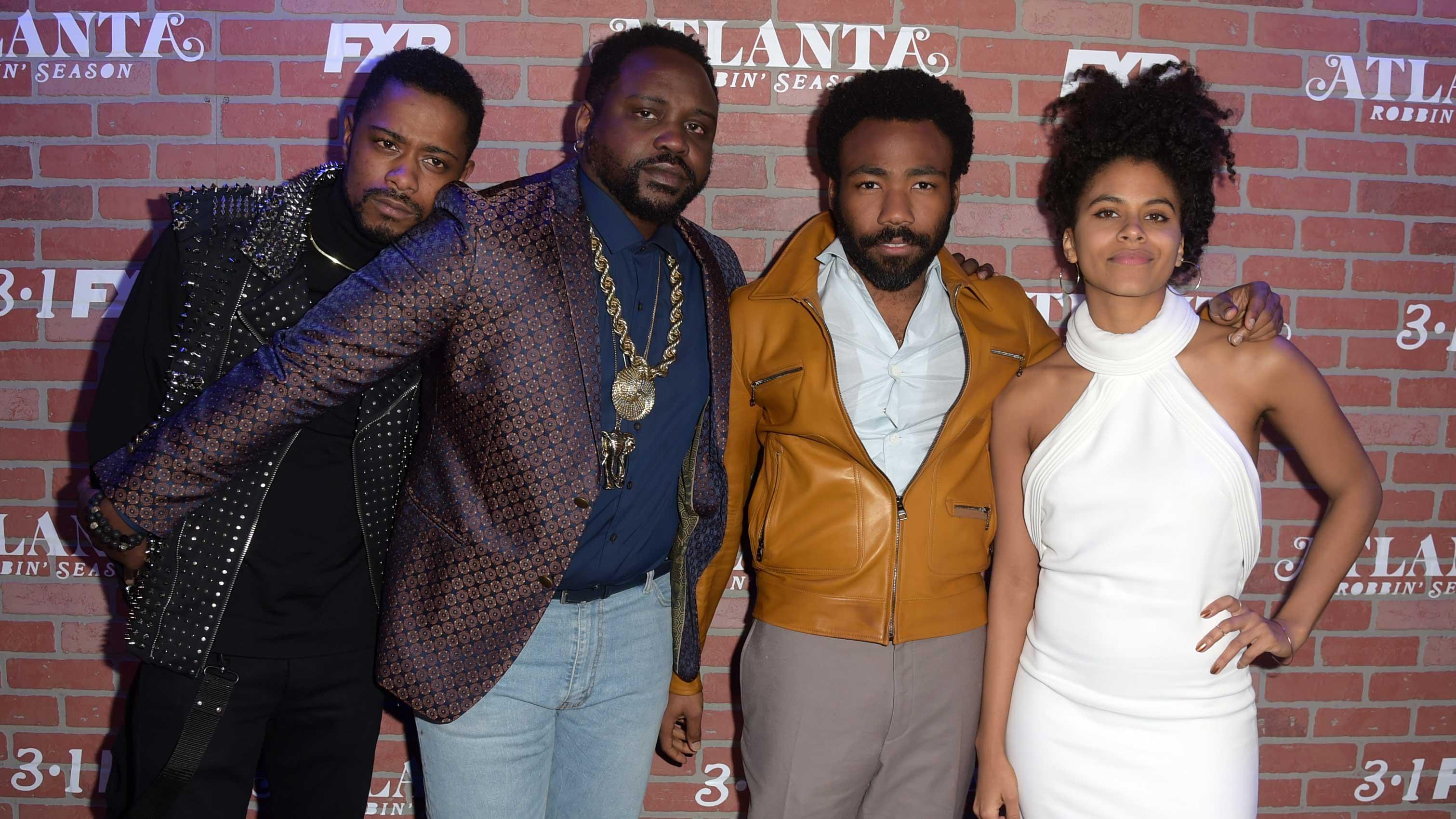 """Premiere For FX's """"Atlanta Robbin' Season"""" – Red Carpet"""