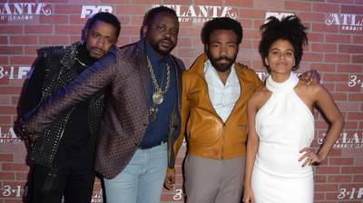 "Premiere For FX's ""Atlanta Robbin' Season"" – Red Carpet"