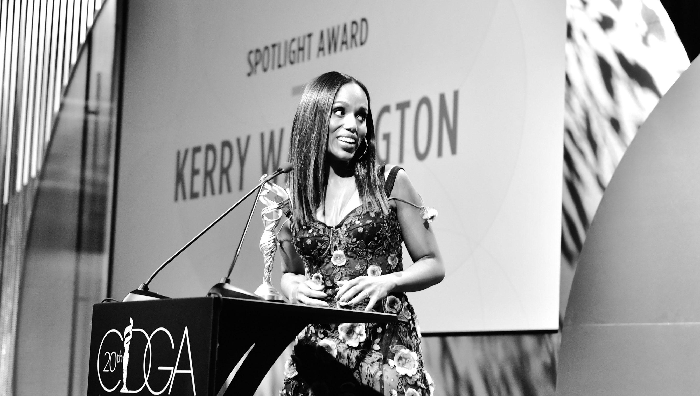 As She Says Goodbye To Olivia Pope Kerry Washington Opens Up