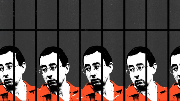 Why aren't Nassar's enablers going to prison, too?
