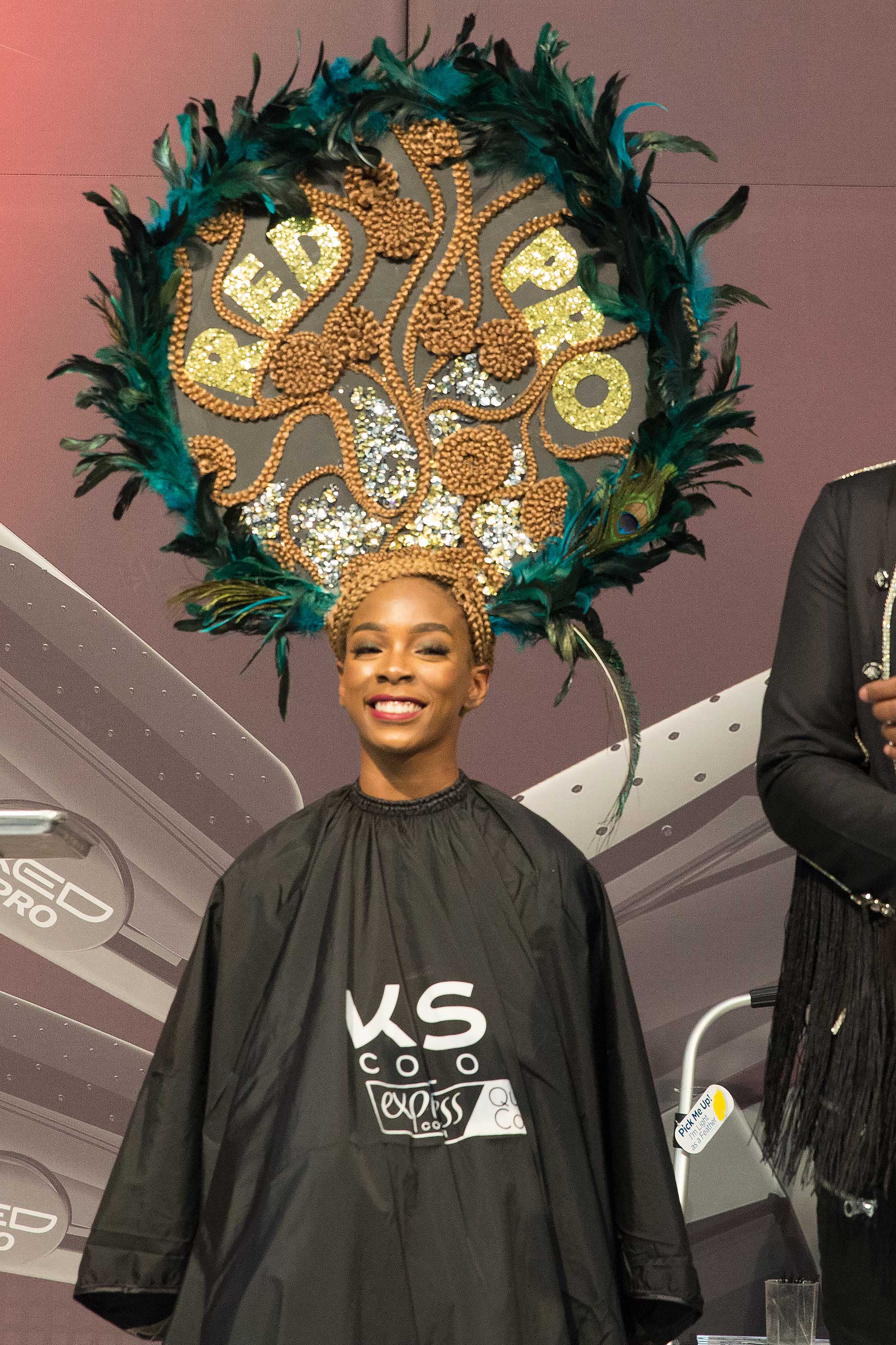 Bronner Brothers Hair Show 2020.Angel Hair Bronner Bros International Beauty Show