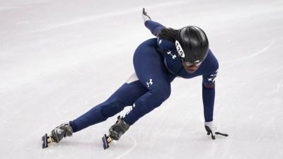 Pyeongchang Olympics Short Track Speed Skating