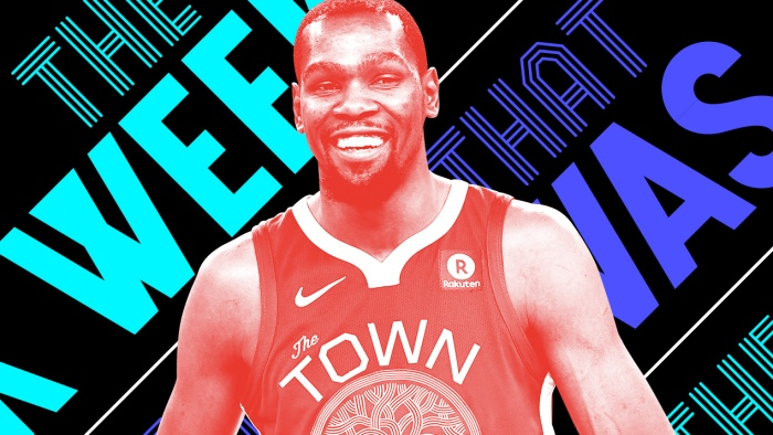ef01e1828 Kevin Durant invested in a social media app and other news of the week