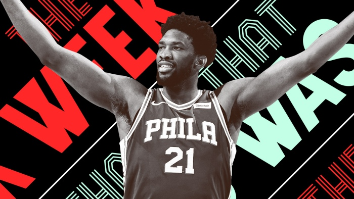 Embiid is recruiting Giannis to the 76ers and other news of the week facaa40fe