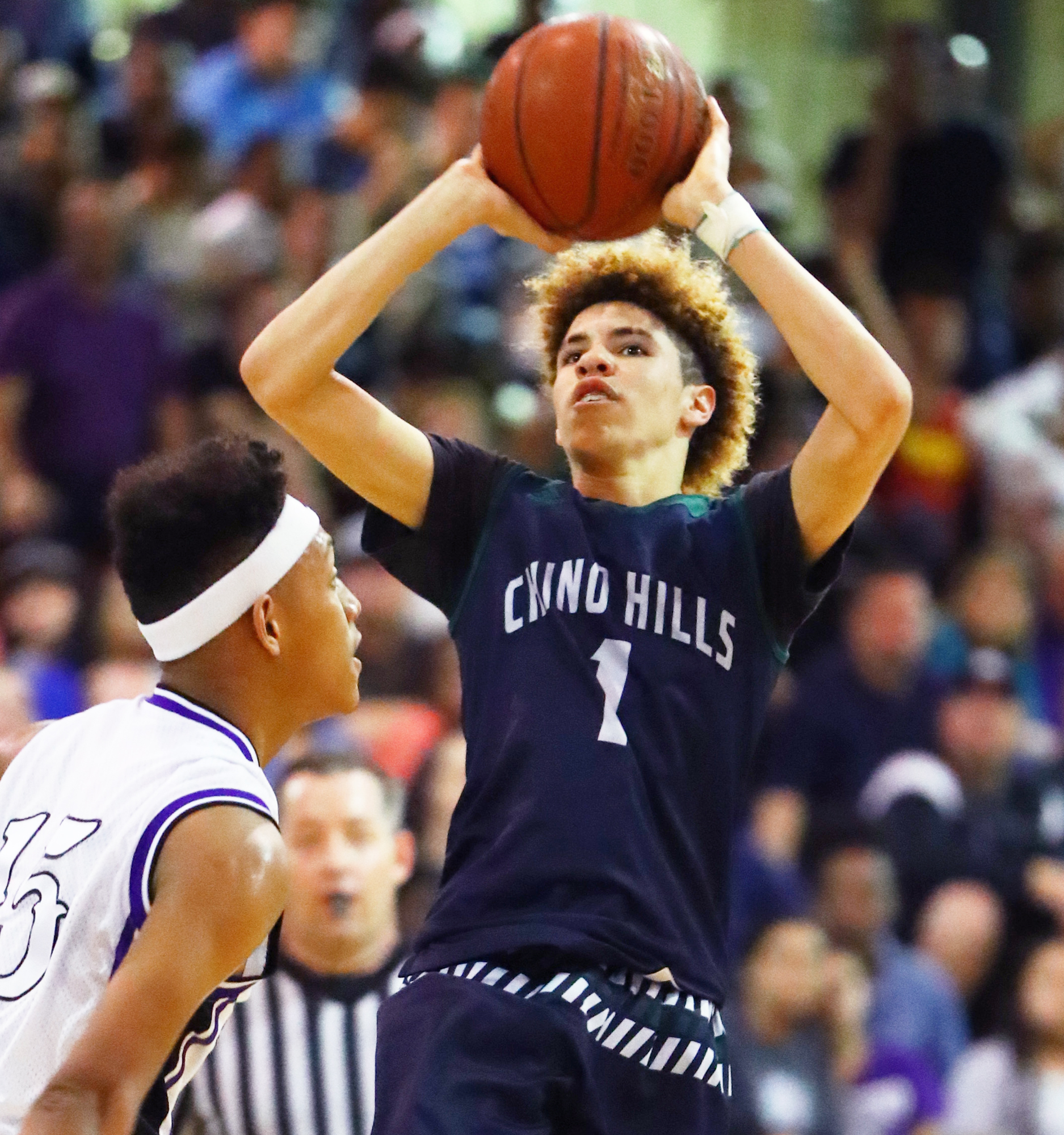 The extraordinary life of LaMelo Ball