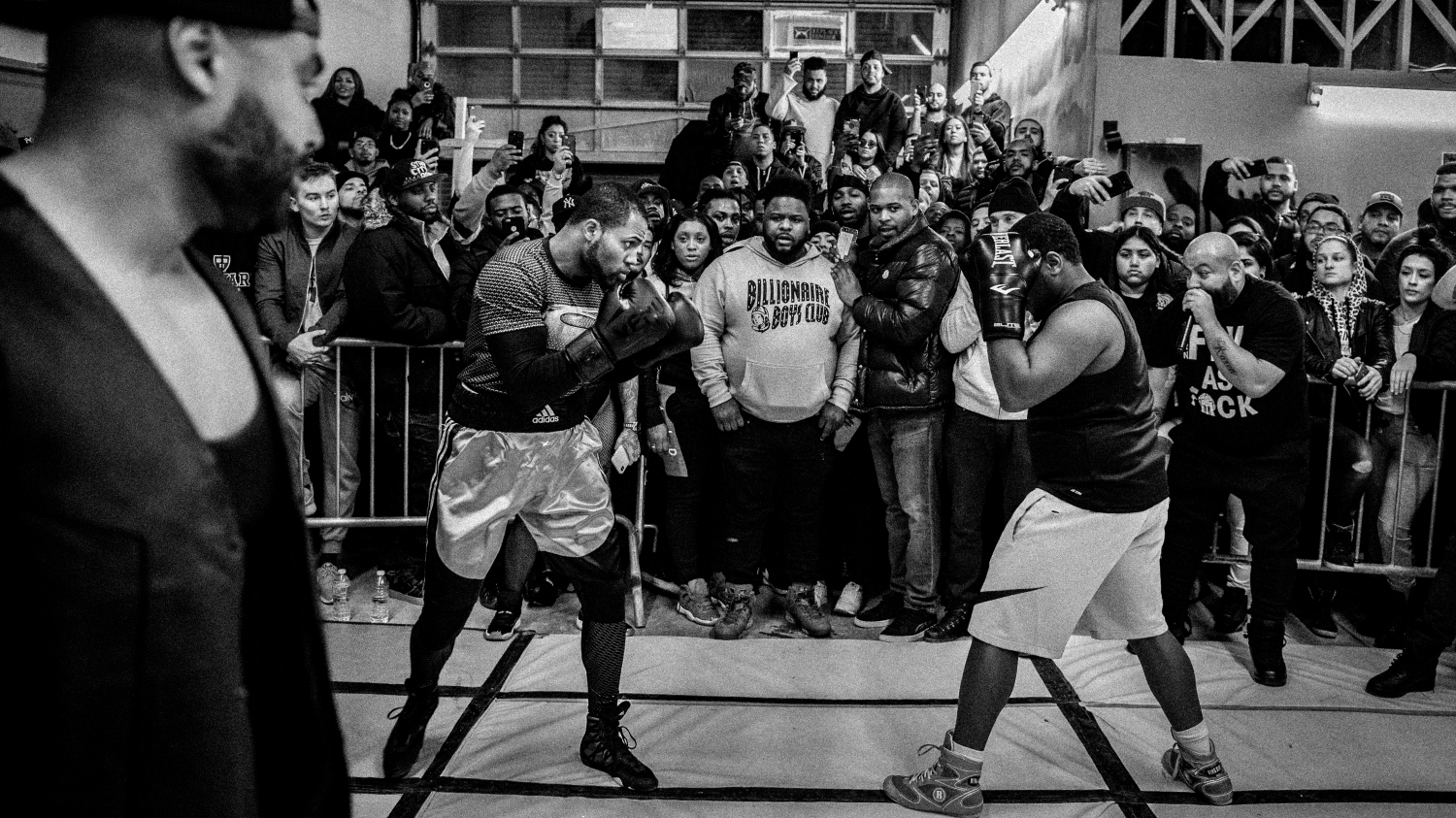 Rumble In The Bronx : An Under Ground Fight Club