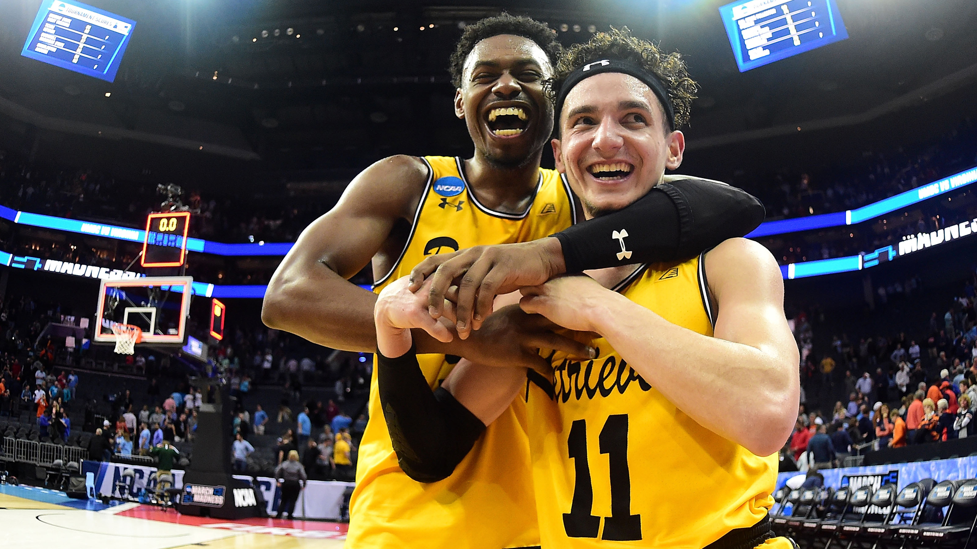 NCAA Basketball Tournament – First Round – Charlotte