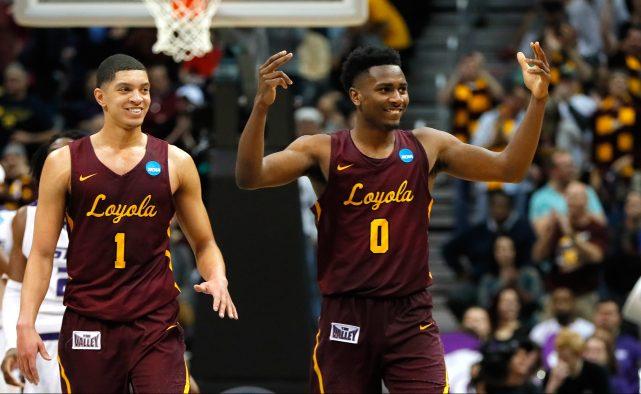 Loyola v Kansas State