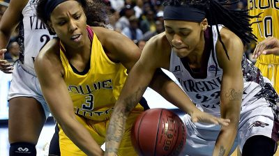 CIAA GIRLS CHAMPIONSHIP: VIRGINIA UNION vs BOWIE STATE