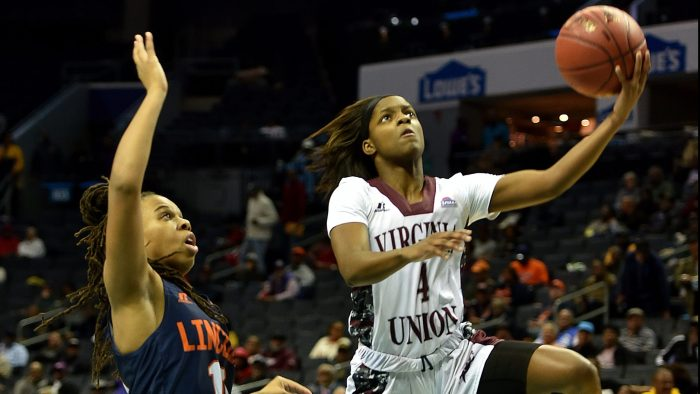 CIAA SEMI-FINAL: VIRGINIA UNION vs LINCOLN UNIVERSITY.